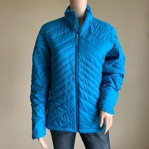Icebreaker puffer jacket